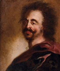 pasticcio portrait of tsar peter the great by anthoni schoonjans