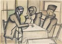 conversation by arnold auerbach