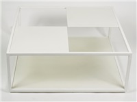 tetris coffee table by nendo