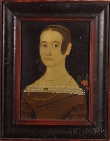 a young woman by american school prior hamblen 19