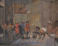 tango en la boca by claudio gorrochategui