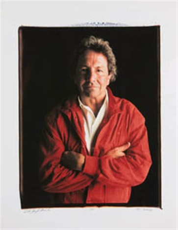 robert rauschenberg by timothy greenfield sanders
