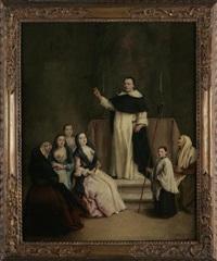 predica in famiglia by pietro longhi