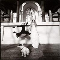 sans titre (enfants et chien) by max vadukul