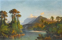 the central highlands, ceylon by hermann reichsfreiherr von königsbrunn