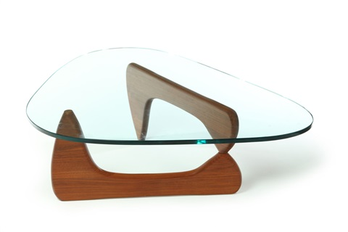 Biomorphic coffee table by Isamu Noguchi on artnet