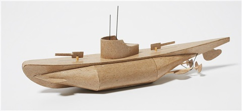 rogue submarine by chris burden