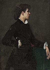 helena maria klemming by richard (sven r.) bergh