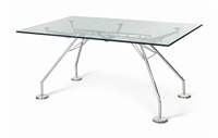 a nomos table by norman foster
