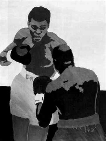 boxers by konrad lueg