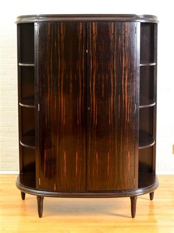 Armoire Dessin armoire, art deco styledessin fournier on artnet