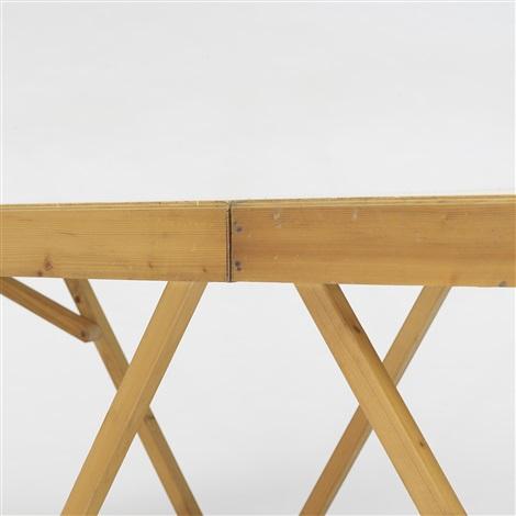 ultima cena table by alessandro mendini