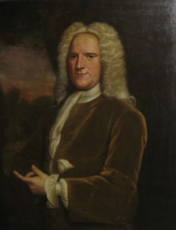 daniel collier archdeacon of norfolk by john wollaston