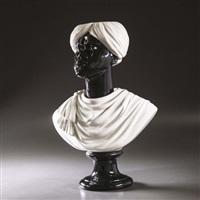 busto di moro by piero fornasetti