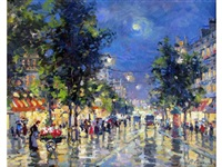 les grands boulevards by valery sekret