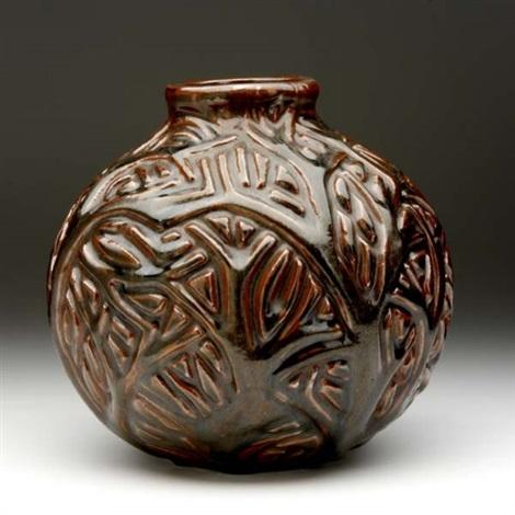 Spherical Vase By Axel Salto On Artnet