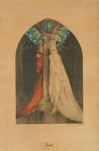 faust by louis icart