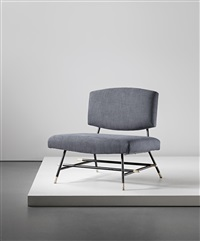 prototype armchair, model no. 865 by ico parisi