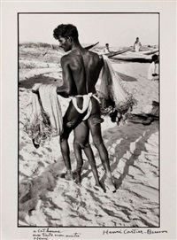 pakistan by henri cartier-bresson