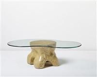 mesa baum side table by julia krantz