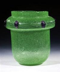 vase by carl-georg von reichenbach