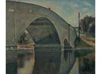 mierola bridge by vaino kamppuri