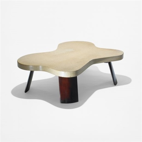 Coffee table by paul frankl on artnet for Coffee table 48 x 36