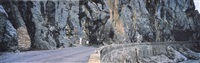 vallee du bes cairn, reserve geologique de haute provence by andy goldsworthy