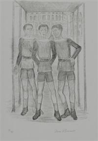 trois garçons by pierre klossowski