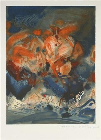 composition x by chu teh chun