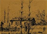 landschaft (provence) by hans olde