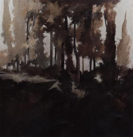 green forest by john alexander