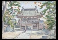 temple by riichiro kawashima