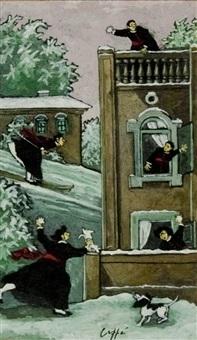dalla finestra by nino caffè