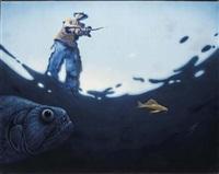 fishing amazonas: santarem by alexis rockman