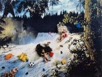 les petites baigneuses by rachel laurent