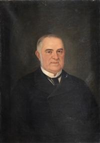 retrato de caballero by augusto manuel de quesada