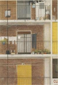 los balcones by guillermo lledo