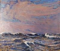 stormigt hav by rikard lindström