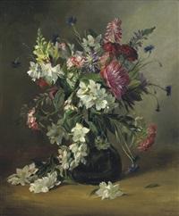 veldboeket: wild flowers by willem korteling