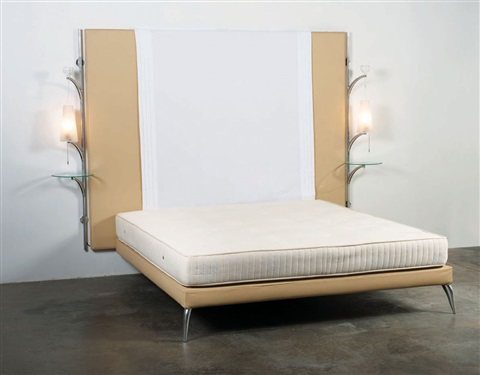 royalton bed by philippe starck