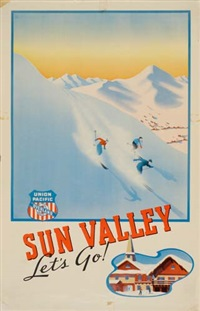 sun valley/let's go/union pacific by phil von phul
