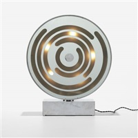 sunlight table lamp by innocente gandini