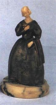 mujer ensimismada by altmann