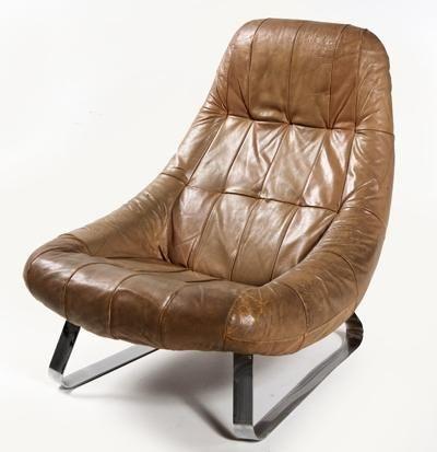 Superieur Earth Chair, 1970u20131979