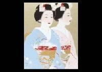 two maiko by yoshimasa yamahira