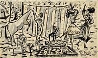 sem título (figuras) by júlio reis pereira