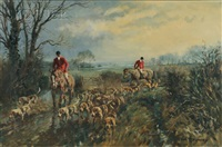 going home by john theodore eardley kenney