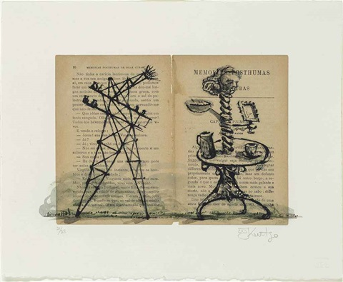 braz cuba by william kentridge