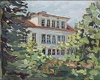 sommarhus by greta gerell